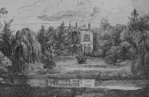 Audubon stayed at Greenbank with the Rathbone family