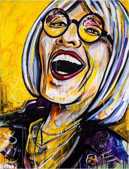Sheroe Kate Bornstein by Sophie Green