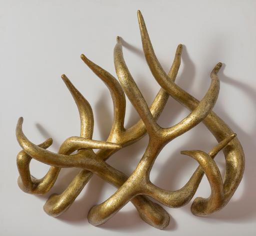 Loosestrife by Mitzi Cunliffe, c.1951 (brass)