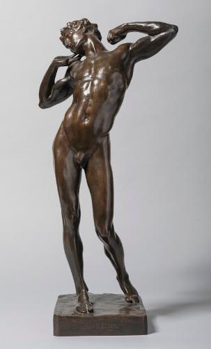 The Sluggard, 1890 By Sir Frederick Leighton (1830 – 1896)