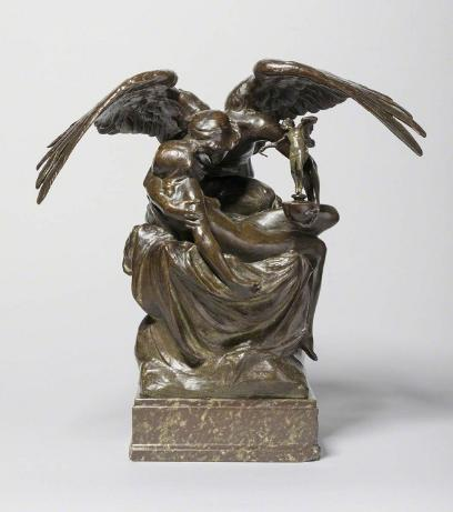 A Dream of Love, 1895 By Charles John Allen (1862 – 1956)
