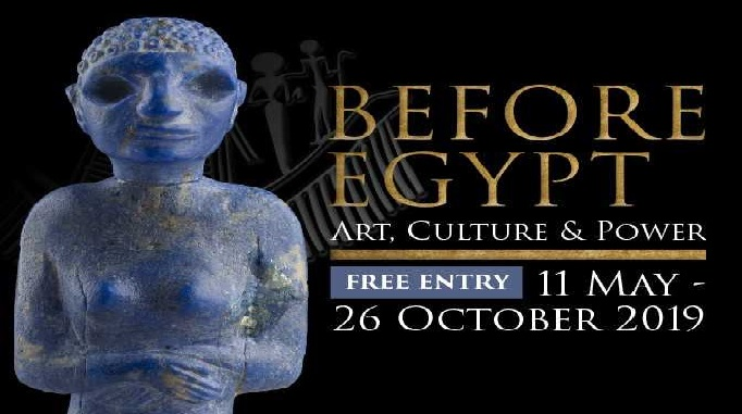 Before Egypt Exhibition