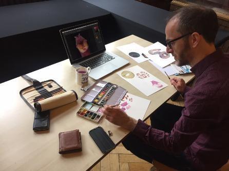 App Artist & Animator, Chris Rodenhurst
