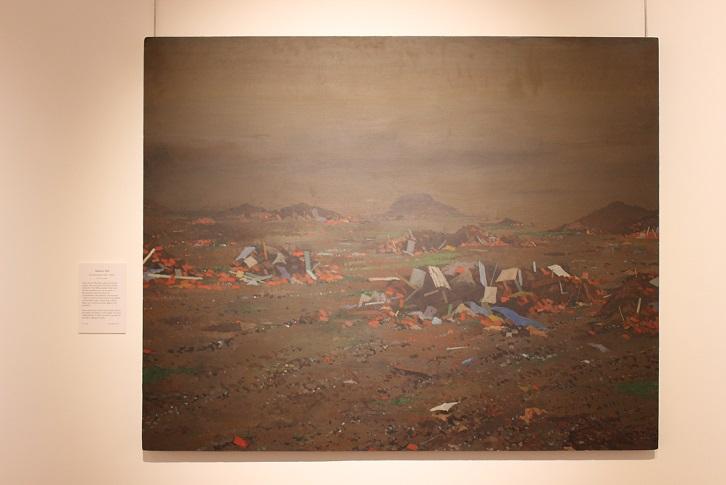 Debris II, 1975 By Adrian Henri (1932 – 2000)