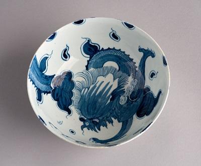 Dragon Bowl, c. 1760