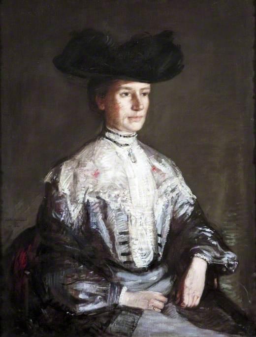 Emma Holt 1904