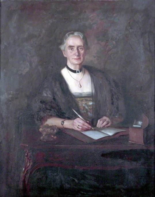 Emma Holt 1928