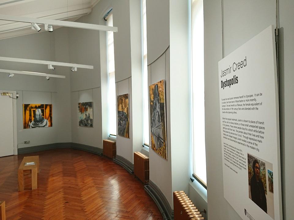 Dystopolis - Jasmir Creed Exhibition