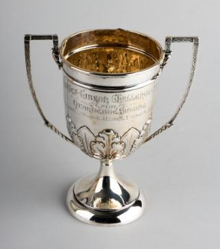 Harvey-Gibson Challenge Cup, 1912