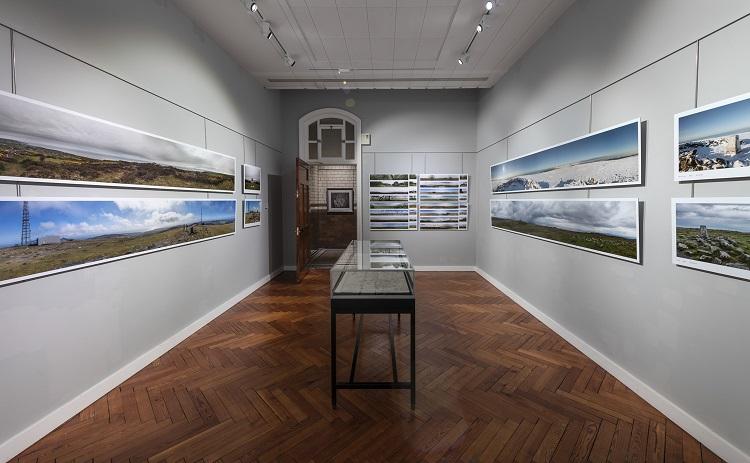 Triangulation exhibition image ©McCoy Wynne