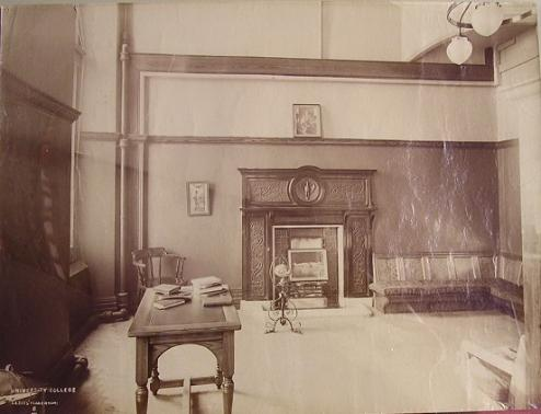 The Women's Common Room circa 1892