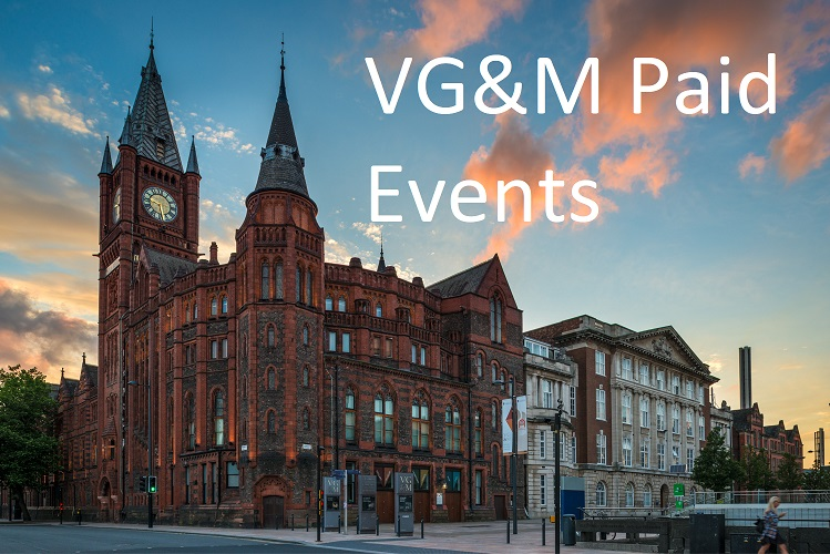 VG&M Paid Events