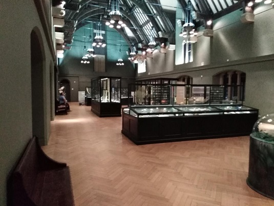 Tate Hall Museum