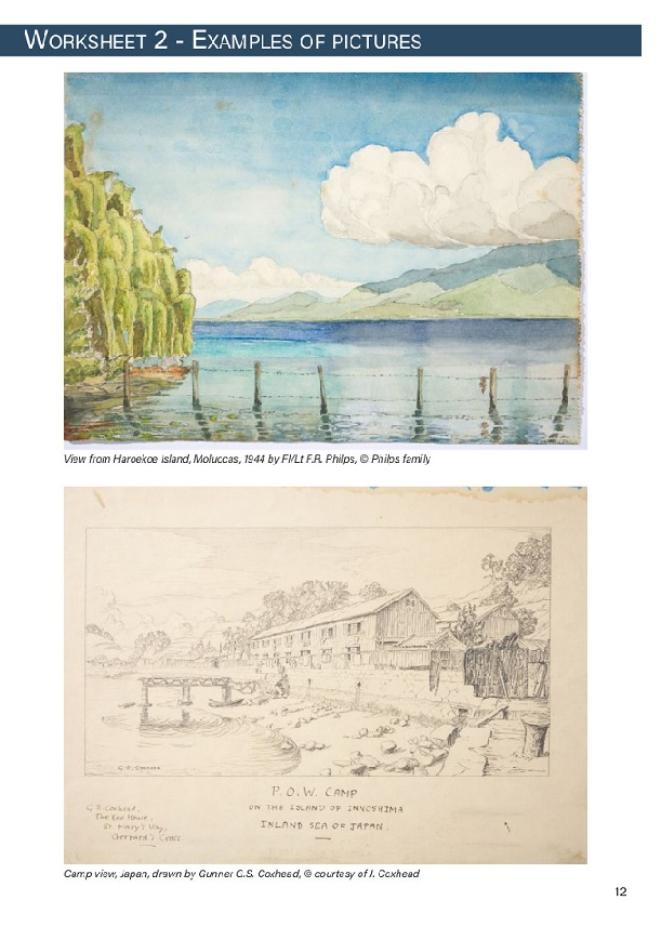 Examples of Artwork
