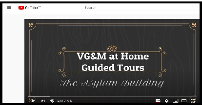 VG&M Video tours on YouTube