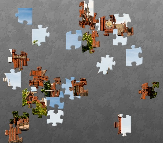 VG&M Jigsaw example